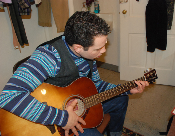 <p>I gotta practice my guitar skills before &quot&#x3B;Those Magic Changes.&quot&#x3B;</p>