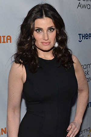 <p>Idina Menzel — Outstanding Actress in a Musical nominee for <em>If/Then</em>.</p><br />(© David Gordon)