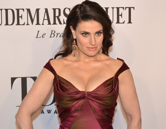 <p><em>If/Then</em> nominee Idina Menzel returns to the Tonys for the first time since her winning turn in <em>Wicked</em> ten years ago.</p><br />(© David Gordon)
