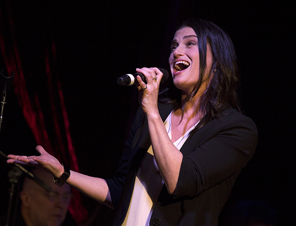 <p>With <em>If/Then</em>, Idina Menzel returns to Broadway for the first time since her Tony-winning turn in <em>Wicked</em>.</p><br />(© David Gordon)