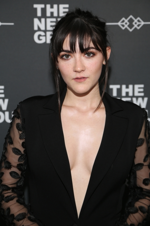 <p>Isabelle Fuhrman is among the cast of the New Group&#39&#x3B;s <em>All the Fine Boys</em>.</p><br />(© Tricia Baron)
