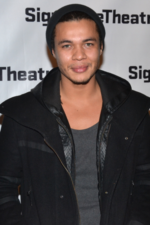 <p>Ismael Cruz Cordova appeared in Signature&#39&#x3B;s staging of <em>Stop. Reset.</em> last year.</p><br />(© David Gordon)