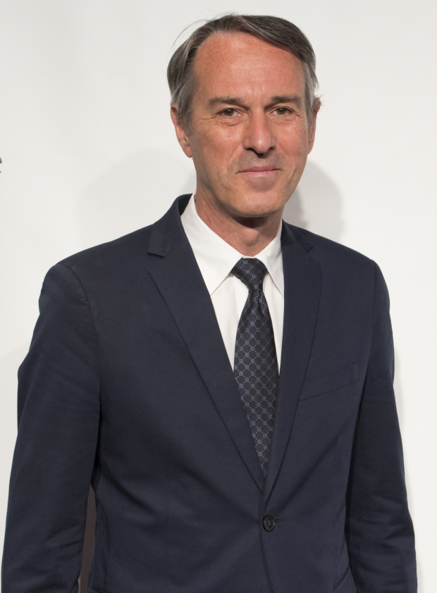 <p>Ivo van Hove, representing <em>The Crucible</em> and <em>A View From the Bridge</em>, receives the Founders Award for Excellence in Directing.</p><br />(© David Gordon)