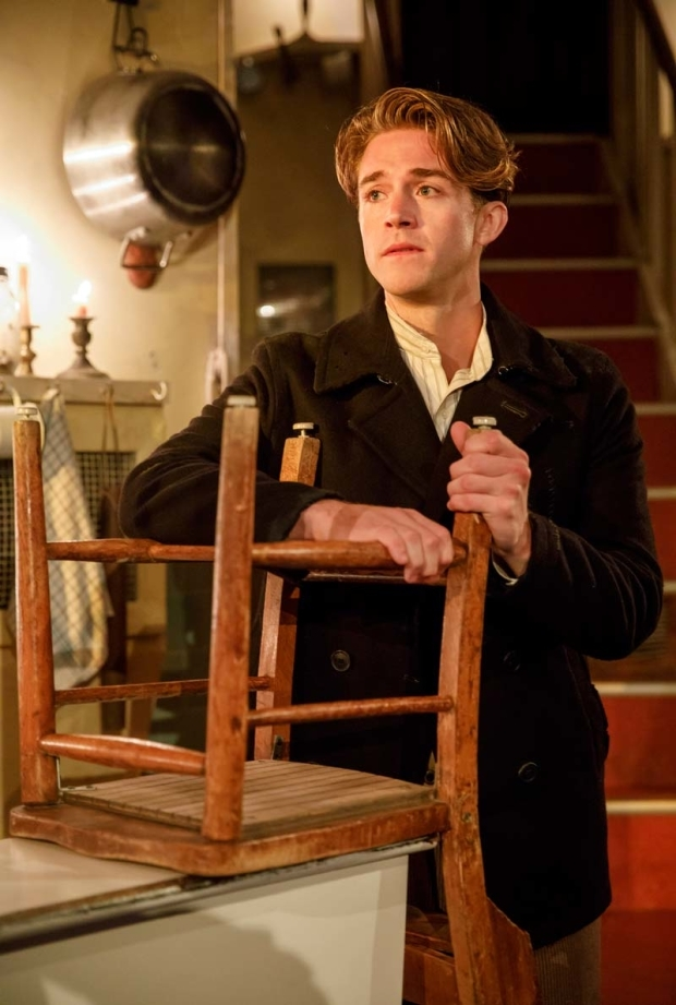 <p>Jake Boyd stars as Anthony.</p><br />(© Joan Marcus)