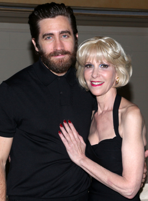 Ellen Greene and jake gyllenhaal