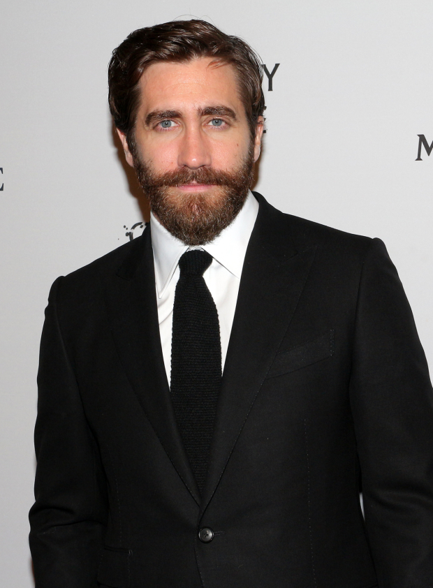 <p>Jake Gyllenhaal makes his Broadway musical debut as George.</p><br />(© David Gordon)