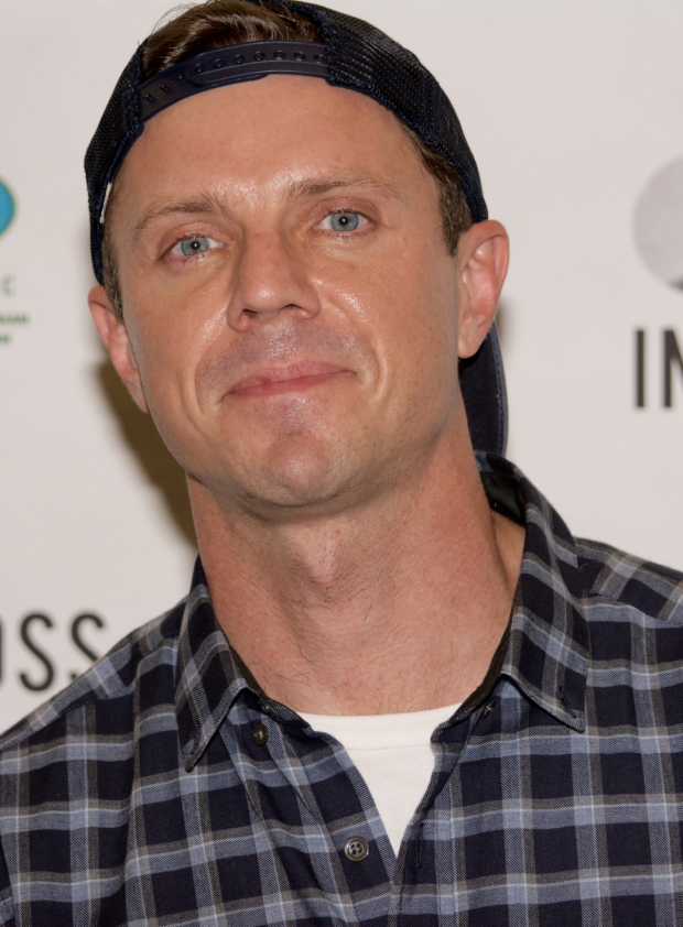<p>Jake Shears of the band Scissor Sisters made his New York stage acting debut with the reading.</p><br />(© Kristin Goehring)