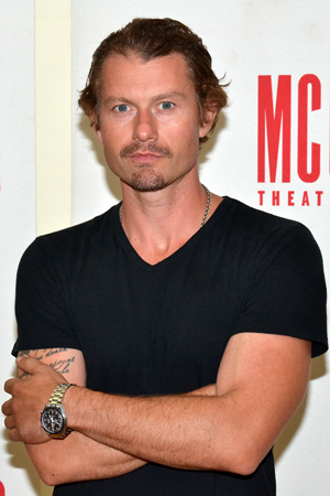 <p>James Badge Dale, a veteran of TV's <em>The Pacific</em> and <em>Rubicon</em>, completes the ensemble.</p><br />(© David Gordon)