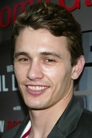 <p>James Franco, <em>Of Mice and Men</em> at the Longacre Theatre.</p><br />(© Joseph Marzullo)