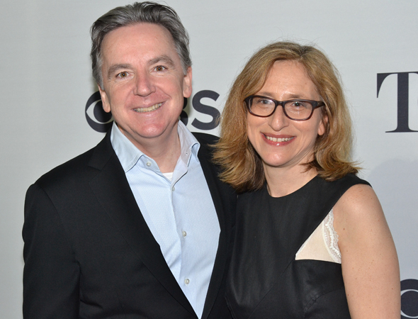<p>James Houghton and Erika Mallin represent this year&#39&#x3B;s Regional Tony Award winner, off-Broadway&#39&#x3B;s Signature Theatre Company.</p><br />(© David Gordon)