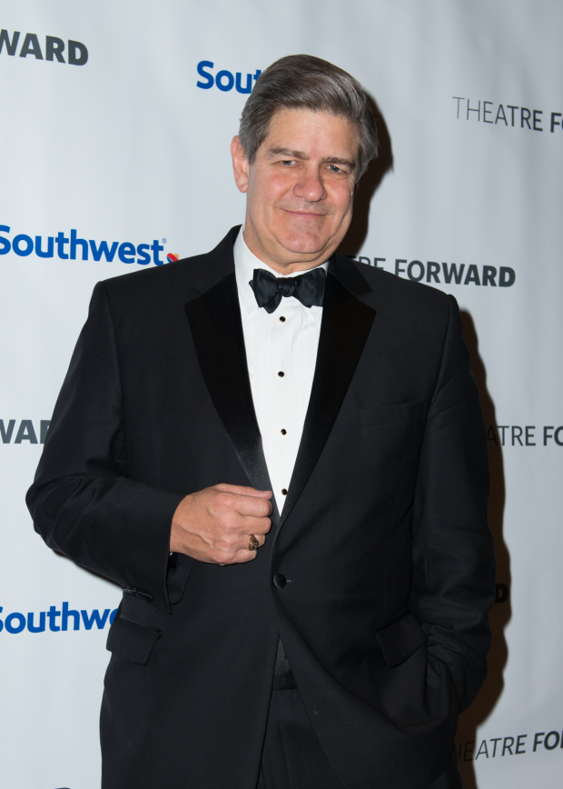 <p>James S. Turley is chairman of Theatre Forward&#39&#x3B;s board of directors.</p><br />(© Allison Stock)