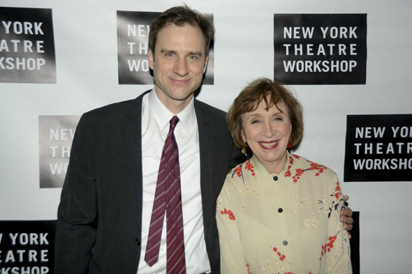 <p>James Waterston and Maria Tucci are among the cast members in Caryl Churchill&#39&#x3B;s new play.</p><br />(© Nessie Nankivell)