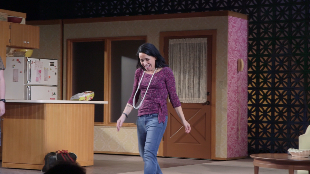 <p>Janeane Garofalo makes her Broadway debut in <em>Marvin&#39&#x3B;s Room</em>.</p><br />(© James Monohan)