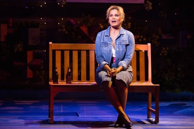 <p>January LaVoy stars as Ruthie.</p><br />(© Jim Crox)
