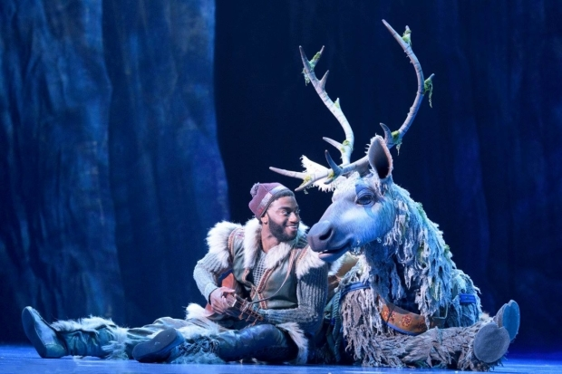 FROZEN Celebrates Pre-Broadway Opening in Denver