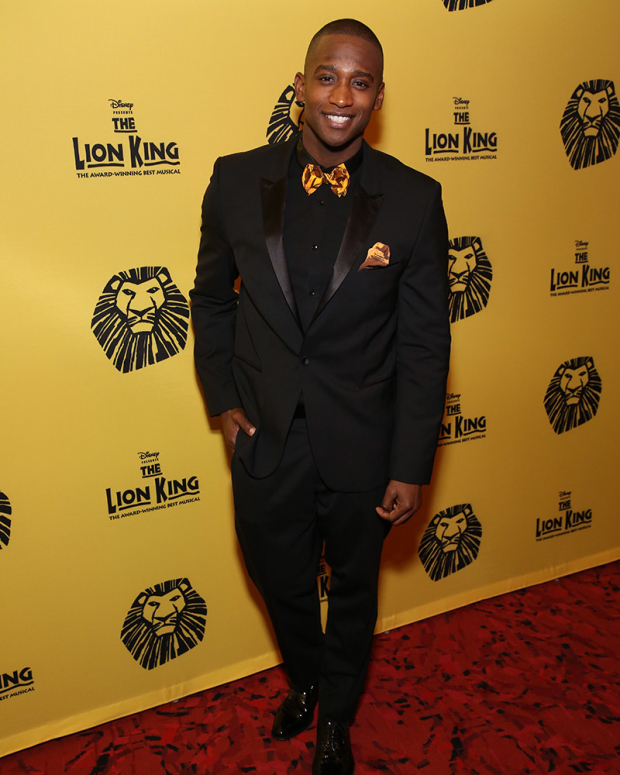 <p>Jelani Remy is the Simba of the <em>Lion King</em>&#39&#x3B;s 20th anniversary.</p><br />(© Walter McBride)