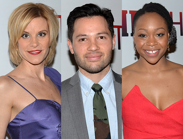 <p>Jenn Colella, Jason Tam, and Tamika Lawrence take on prominent roles in Tom Kitt and Brian Yorkey&#39&#x3B;s latest musical.</p><br />(© David Gordon)