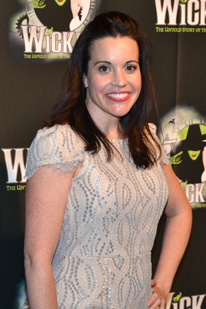 <p>Jenna Leigh Green is one of <em>Wicked</em>&#39&#x3B;s former Nessaroses.</p><br />(© David Gordon)