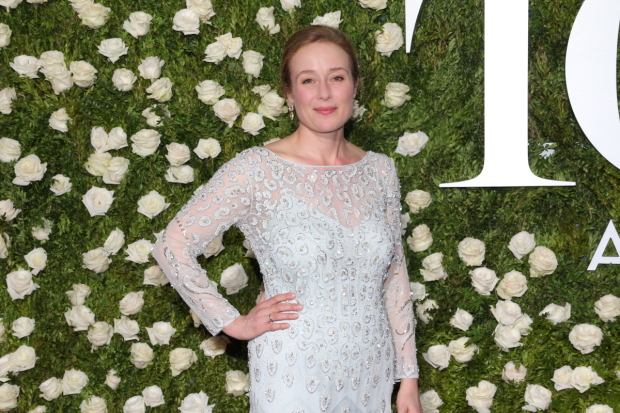 <p>Jennifer Ehle, Best Leading Actress in a Play nominee for <em>Oslo</em>.</p><br />(© David Gordon)