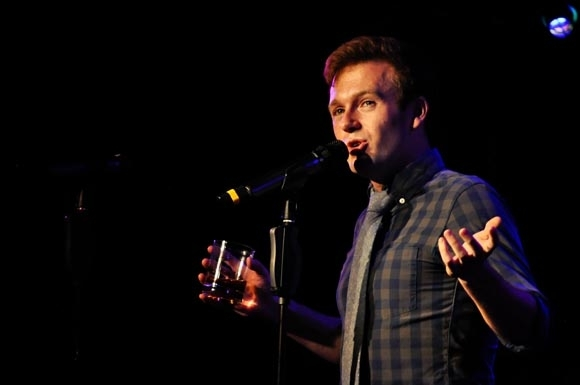<p>Jeremy Morse performs &quot&#x3B;Jeff&quot&#x3B; by Joe Iconis. </p><br />(© Matt Tolbert)