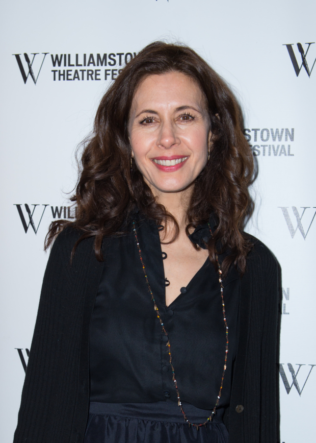 <p>Jessica Hecht currently stars on Broadway in <em>The Price</em>.</p><br />(© Allison Stock)