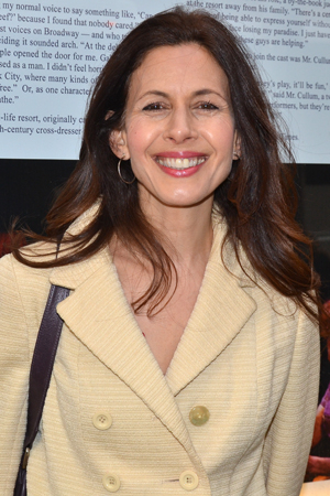 <p>Jessica Hecht last starred on Broadway in MTC&#39&#x3B;s <em>The Assembled Parties</em>.</p><br />(© David Gordon)