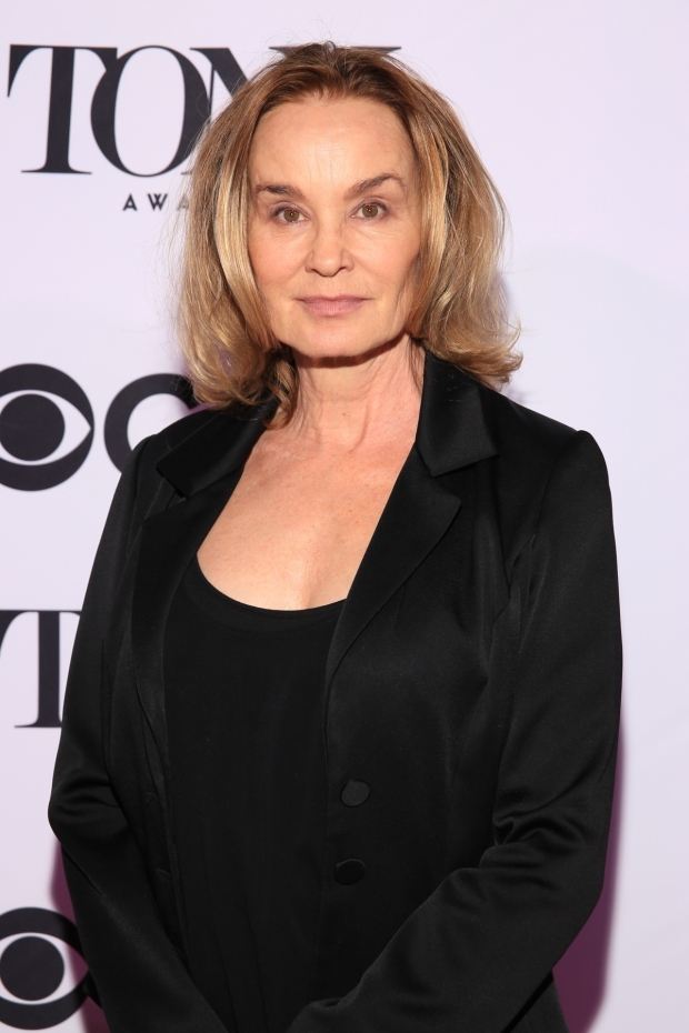 <p>Jessica Lange, Tony nominee for <em>Long Day&#39&#x3B;s Journey Into Night</em>.</p><br />(© Tricia Baron)