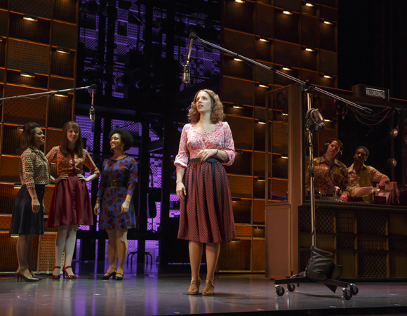 <p>Jessie Mueller will star as Carole King on Broadway. </p><br />(© Joan Marcus)