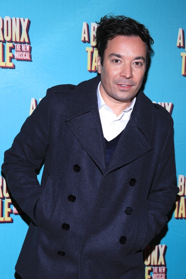 <p>Jimmy Fallon joins the list of <em>A Bronx Tale</em>&#39&#x3B;s starry guests.</p><br />(© Tricia Baron)
