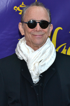 <p>Joel Grey is rockin&#39&#x3B; the shades.</p><br />(© David Gordon)