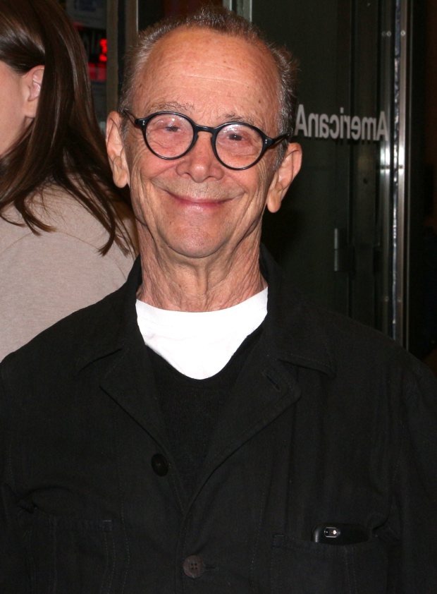<p>Joel Grey played Moonface Martin in Roundabout&#39&#x3B;s 2011 revival of <em>Anything Goes</em>.</p><br />(© David Gordon)