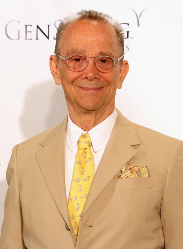 <p>Joel Grey — recipient, Distinguished Achievement in Musical Theatre</p><br />(© David Gordon)