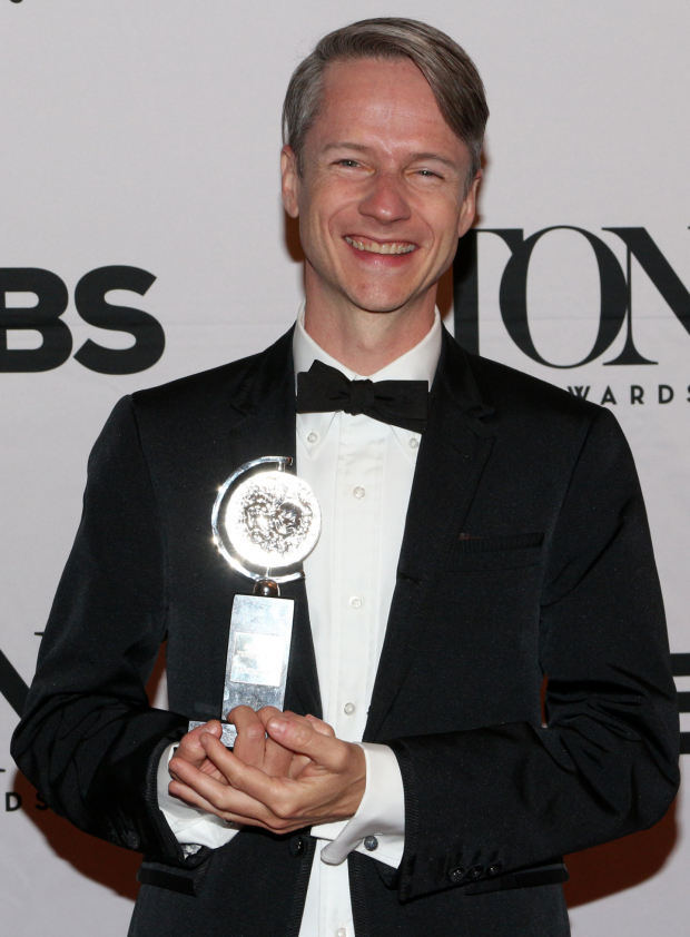 <p>John Cameron Mitchell — Special Tony Award recipient for his Broadway engagement in his musical <em>Hedwig and the Angry Inch</em>.</p><br />(© David Gordon)