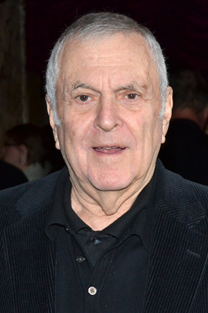 <p>John Kander is the man responsible for making <em>Cabaret</em> sing after writing the show&#39&#x3B;s music.</p><br />(© David Gordon)