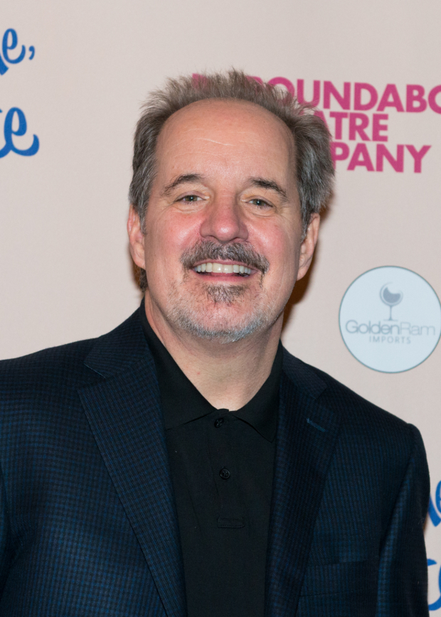 <p>John Pankow was the other gangster in the show.</p><br />(© Allison Stock)