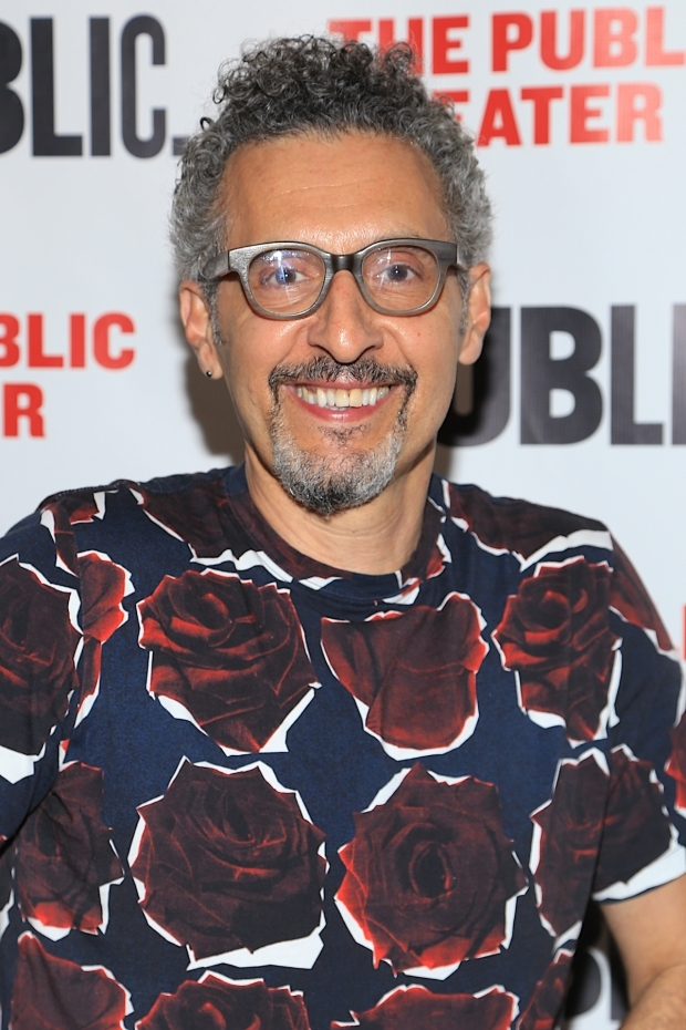 <p>John Turturro attended opening night of the Public&#39&#x3B;s <em>Hamlet</em>.</p><br />(© Tricia Baron)