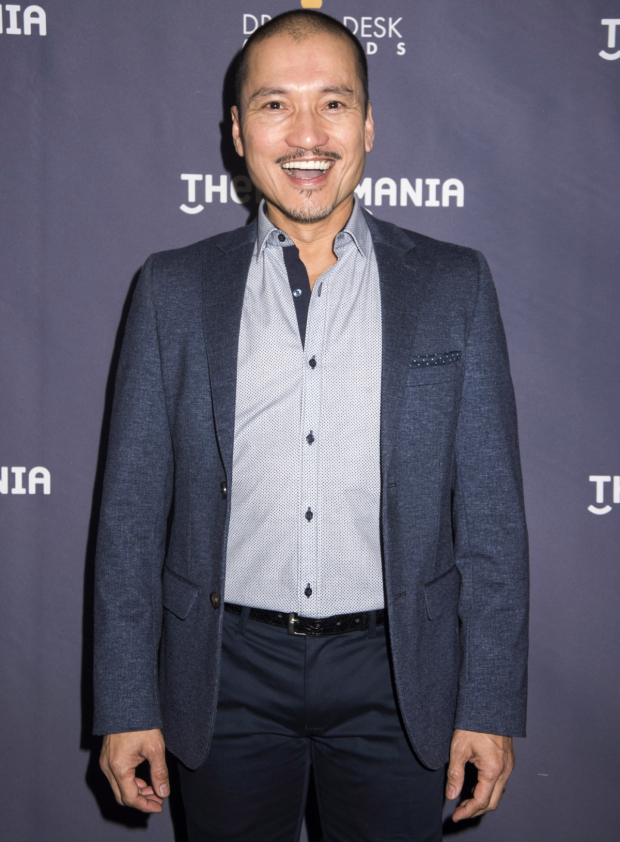<p>Jon Jon Briones, nominee for <em>Miss Saigon</em>.</p><br />(© Monica Simoes)