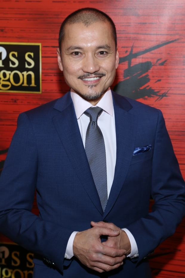 <p>Jon Jon Briones stars as the Engineer.</p><br />(© Tricia Baron)