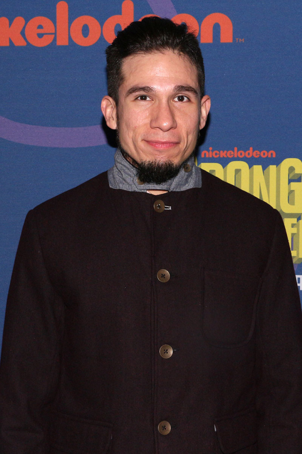 <p>Jon Rua takes on the role of Patchy the Pirate.</p><br />(© David Gordon)