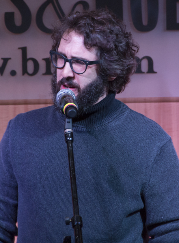 <p>Josh Groban is on hand for the event.</p><br />(© David Gordon)