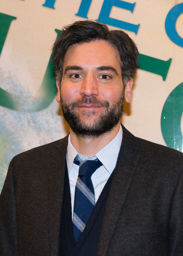 <p>Josh Radnor heads the cast of <em>The Babylon Line</em>.</p><br />(© Allison Stock)