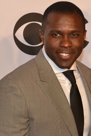 <p>Joshua Henry is among the nominees for Best Featured Actor in a Musical for his performance in <em>Violet</em>.</p><br />(© David Gordon)