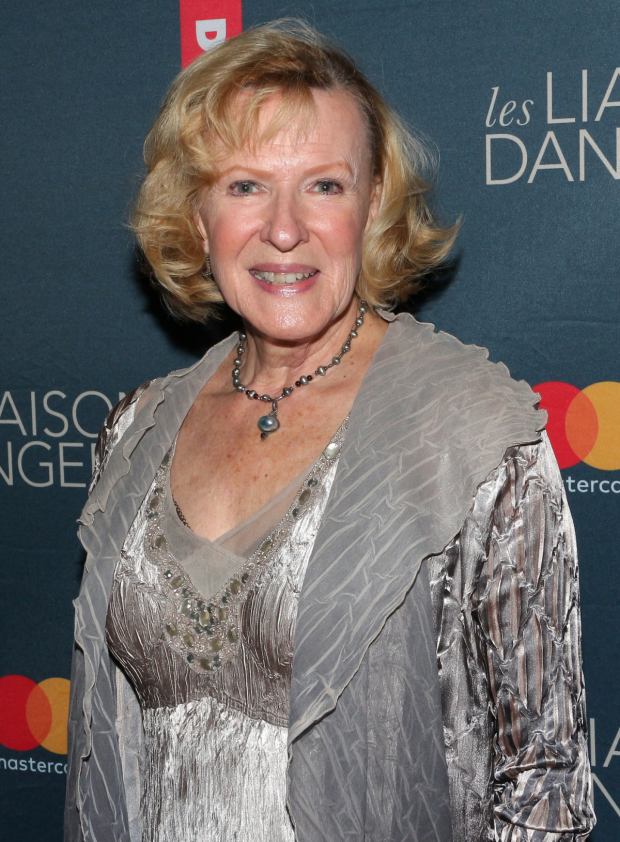 <p>Joy Franz takes on the role of Victoire.</p><br />(© David Gordon)