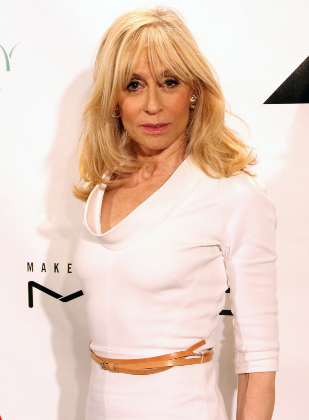 <p>Judith Light, a guest for the afternoon.</p><br />(© David Gordon)