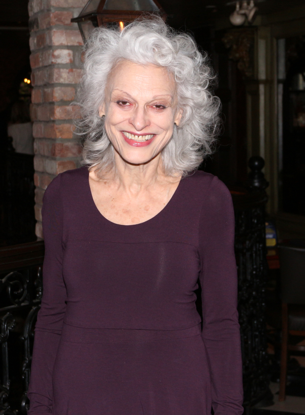 <p>Judith Roberts plays the central character, Miss Ruby.</p><br />(© David Gordon)