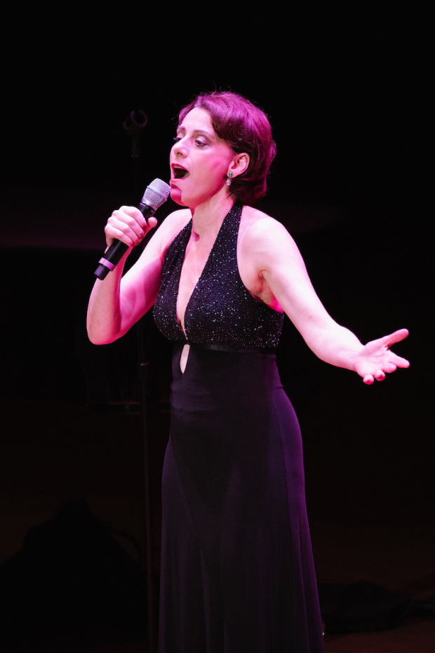 <p>Judy Kuhn sang the titular role in Disney&#39&#x3B;s <em>Pocahantas</em>, which Stephen Schwartz wrote the lyrics for.</p><br />(© Da Ping Luo)