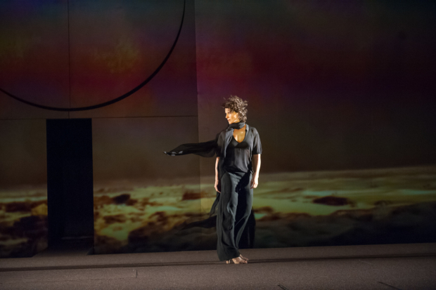 <p>Juliette Binoche stars as Antigone at BAM&#39&#x3B;s Harvey Theater.</p><br />(© Stephanie Berger)