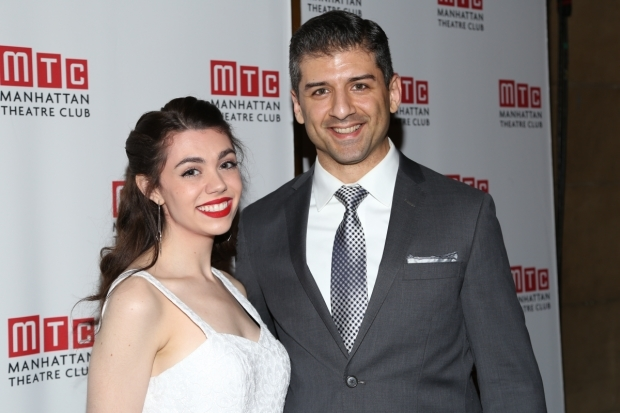 <p>Kaley Ann Voorhees and Tony Yazbeck will star in Manhattan Theatre Club&#39&#x3B;s  <em>Prince of Broadway</em>.</p><br />(© Tricia Baron)