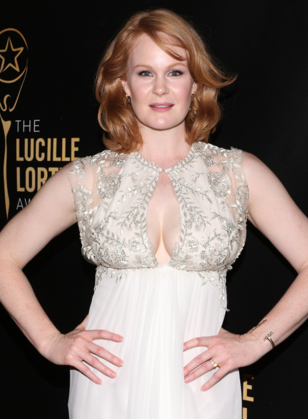 <p>Kate Baldwin provided a musical interlude, singing &quot&#x3B;Your Texas&quot&#x3B; from <em>Giant</em>.</p><br />(© David Gordon)