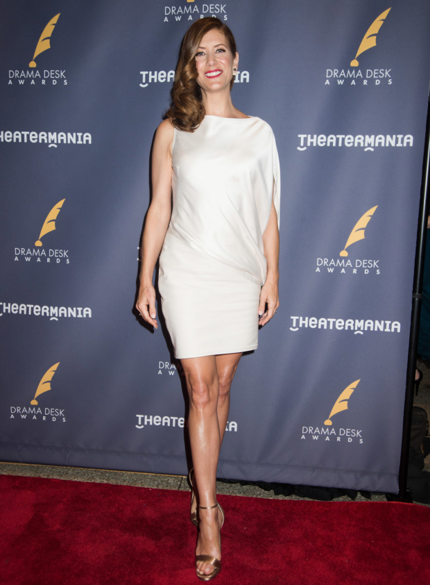 <p>Kate Walsh, nominee for <em>If I Forget</em>.</p><br />(© Monica Simoes)